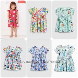 Летние платья   Next  2-3, 3-4, 4-5, 5-6 лет