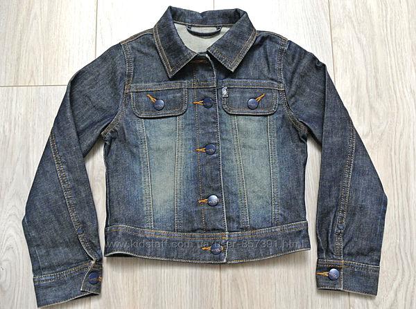 джинсовая курточка для девочки Mexx, джинсова куртка