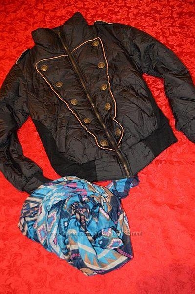 Женская куртка холофайбер очень классная