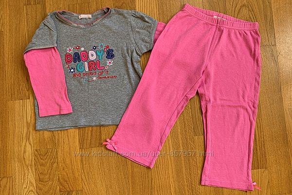 Мягкая пижама Sweet Dreams на 3-5 лет