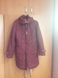 Женская осенняя куртка, р44