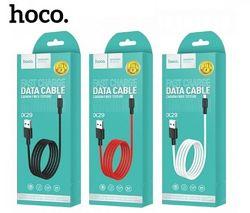 Hoco X29 кабель USB 2A Micro Type-C Lightning шнур fast charge data cable