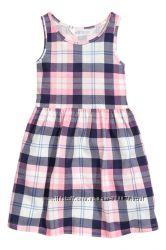 Распродажа Платья летние для девочек H&M разные расцветки