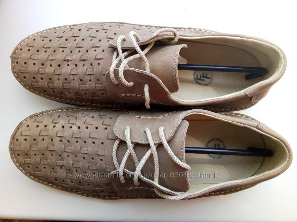 Туфли-мокасины лето супер-цена