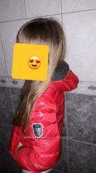 Куртка-пуховик ZARA kids