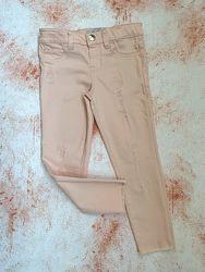 Джинсы штаны Denim Co на девочку 3-4 года