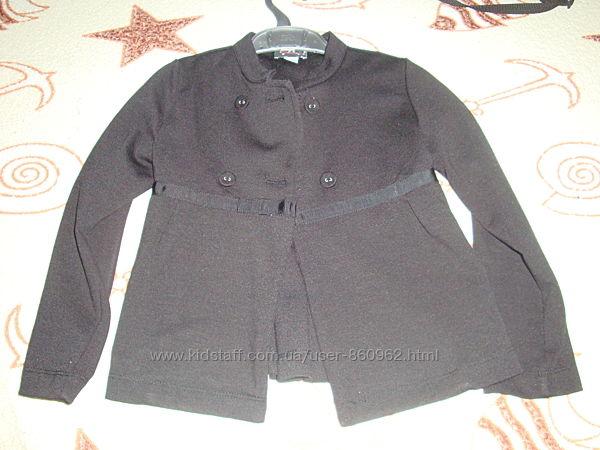 Супер пиджачок для школы Chicco