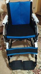 Стально-алюминиевая инвалидная коляска Vitea Care