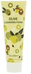 Пенка для умывания с экстрактом оливы Seantree Olive Cleansing Foam