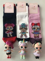 Носки детские LOL демисезонные, ароматизированные, 2 вида