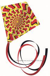Ромбовидный воздушный змей Illusion Paul Gunther