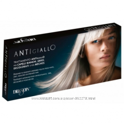 Dikson  Trattamento Antigiallo средство для  обецвеченных волос