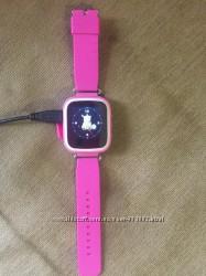 Детские Смарт часы KidsGo GPS   с  трекером