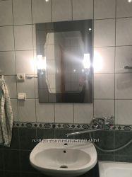 Ванна умивальник змішувач дзеркалр