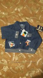 Джинсовка, джинсовая курточка Disney