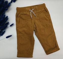 Штаны с подкладкой H&M штаны 4-6 мес