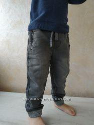 Штаны Mothercare штаны 9-12 мес штанишки с резинкой