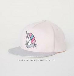 Бейсболка H&M 12-14 лет кепка для девочки