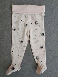 Ползунки для девочки Reserved 3-6 мес штанишки штаны для малышки