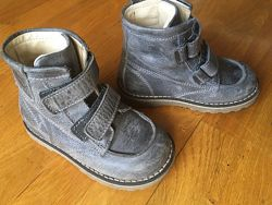 Новые ботиночки из Италии walk safari 14см. Телячья кожа внутри и снаружи