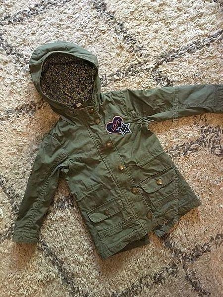 Куртка парка брендовая Papagino 86.92 коттон снаружи и внутри