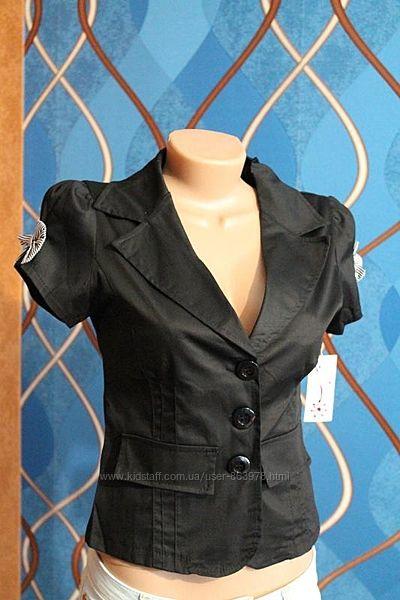 Хлопковый пиджак, размеры S, M, L, XL, распродажа