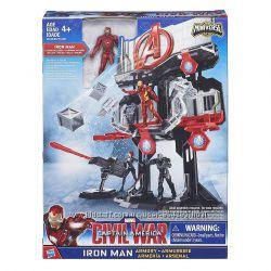 Игровой набор Hasbro, Первый мститель Башня с фигуркой. Оригинал.