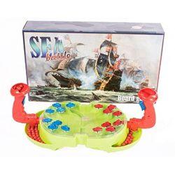 Настольная игра Морской бой, пушки со снарядами