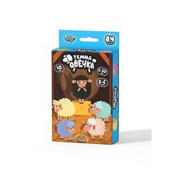 Настольная развлекательная IQ-игра Темная овечка, Danko Toys