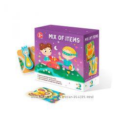 Тактильная детская игра Микс предметов, DoDo