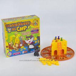 Настольная игра Полювання на сир Fun Game