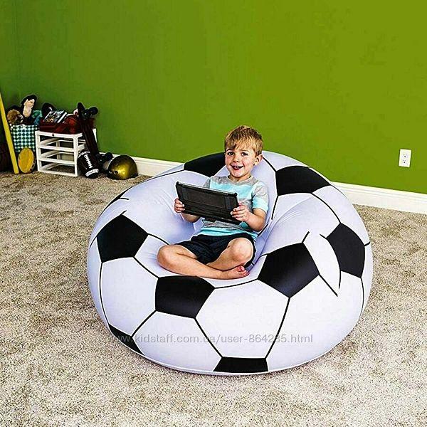 Надувное кресло Футбольный мяч, Bestway