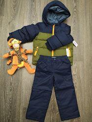 Новый Зимний раздельный комбинезон Old Navy оригинал США на мальчика 3 года