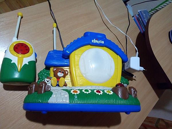 Радионяня Chicco DREAM HOUSE  домик