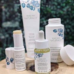 Система по уходу за кожей лица  Mary Kay Naturally