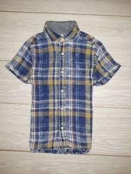 Рубашка Next на 6 лет 2016г