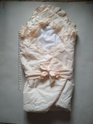 Конверт-одеяло на выписку и не только