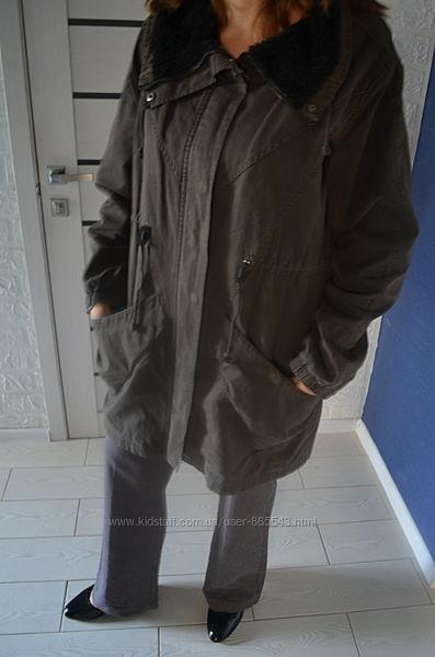 Куртка Numph 48-50 идеальное состояние самовывоз на Бабурке
