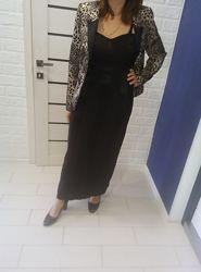 Комплект вечернее платье wallis 12 размер  пиджак Самовывоз на Бабурке