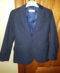Пиджак для мальчика HM 6, 7 лет р.122
