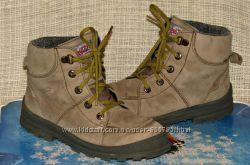 Демисезонные ботинки Superfit с мембраной Gore-tex р. 34 по стельке 22 см