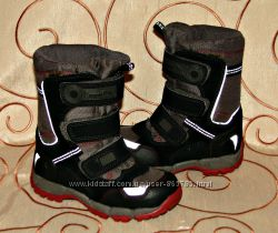 Зимние термо сапоги , ботинки Superfit с мембраной gore-tex 24р