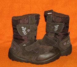 Зимние термо ботинки  lurchi  salamander. размер 31 ст. 20 см.