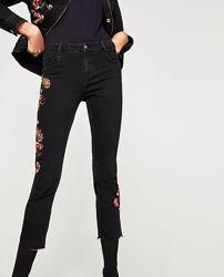 Шикарні джинси сігарєти фірми ZARA із Іспанії оригінал  36, 38