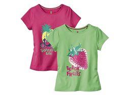 Набор футболок фірми Lupilu із Германії оригінал 110-116 рост