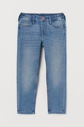 Суперстрейчові джинс фірми H&M із Англії  6-7,7-8 на 122,128 рост