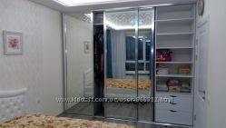 Гостинные, кухни, стенки, детские, шкафы-купе, прихожая, гардеробная, кухни