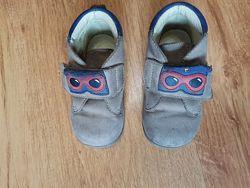 Ботиночки нубук Dpam