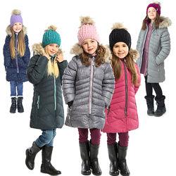 Детское зимнее пальто для девочки бренд NANO НАНО Канада  от 4-х до 12 лет