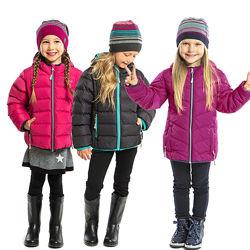 Детские, демисезонные куртки для девочек, бренд NANO, НАНО, осень, еврозима